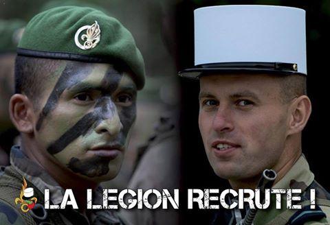 Fremdenlegion Rekrutierung Lalegion 10